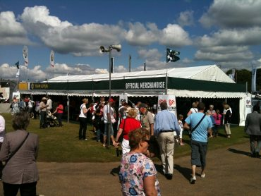 Suffolk Show 29th 30th May 2013 – Rent a Party Tent Marquee and Trade Stand Hire.